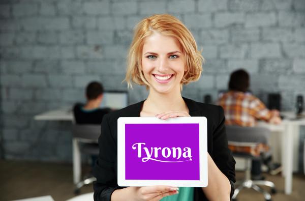 Sample branding #1 for Tyrona