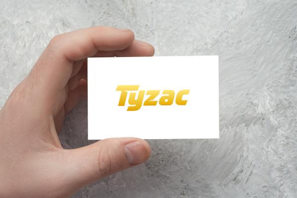 Sample branding #1 for Tyzac