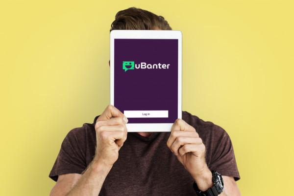 Sample branding #2 for Ubanter