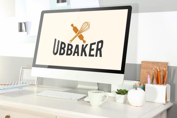 Sample branding #3 for Ubbaker