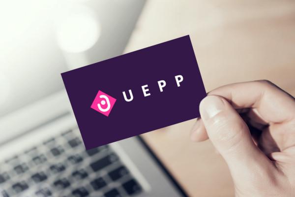Sample branding #2 for Uepp