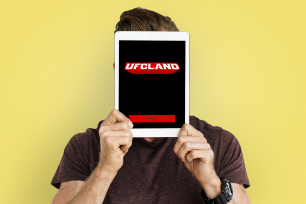 Sample branding #2 for Ufcland