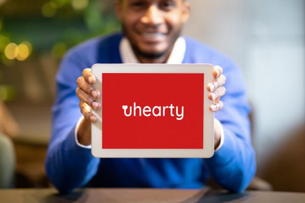 Sample branding #1 for Uhearty