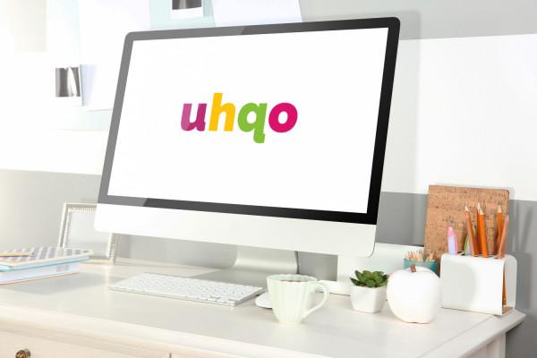 Sample branding #3 for Uhqo