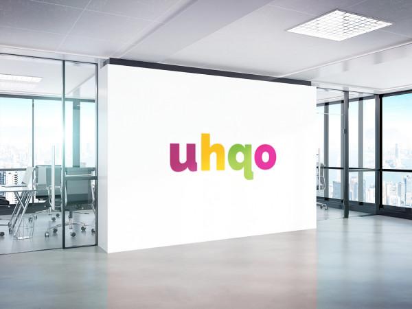 Sample branding #1 for Uhqo