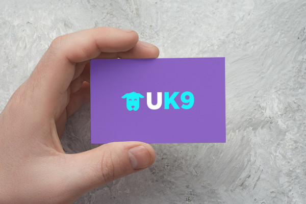 Sample branding #1 for Uk9