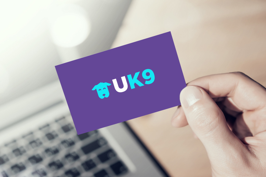 Sample branding #3 for Uk9