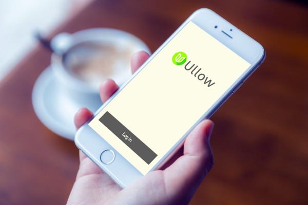 Sample branding #1 for Ullow