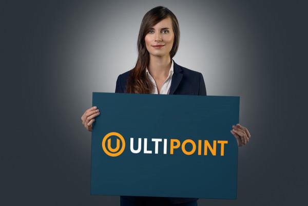 Sample branding #2 for Ultipoint