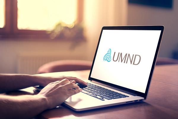 Sample branding #2 for Umnd