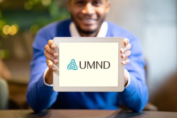 Sample branding #1 for Umnd
