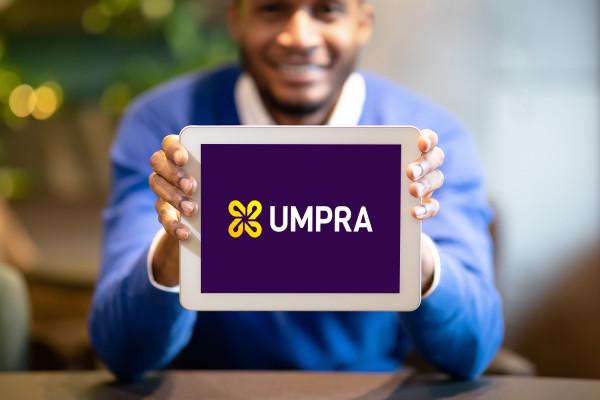 Sample branding #2 for Umpra