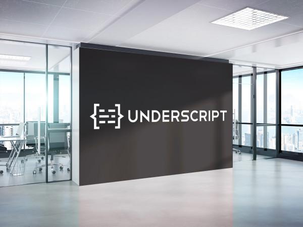 Sample branding #1 for Underscript