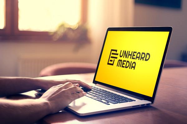 Sample branding #2 for Unheardmedia