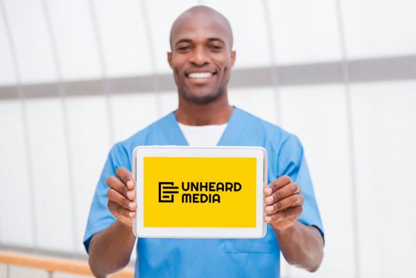 Sample branding #1 for Unheardmedia