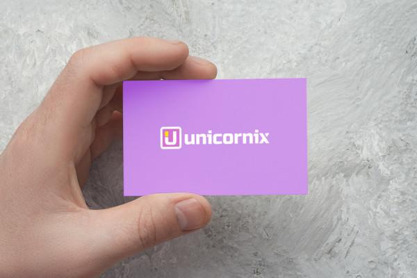 Sample branding #2 for Unicornix