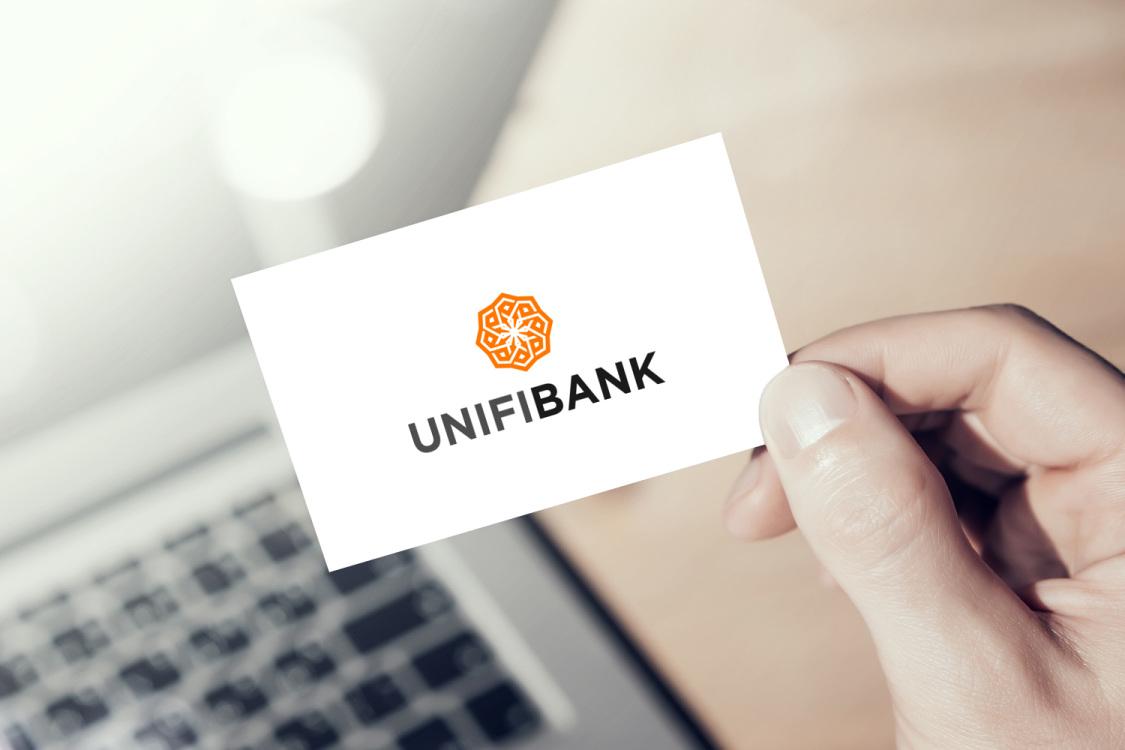 Sample branding #2 for Unifibank