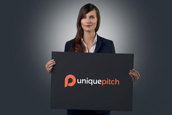 Sample branding #2 for Uniquepitch