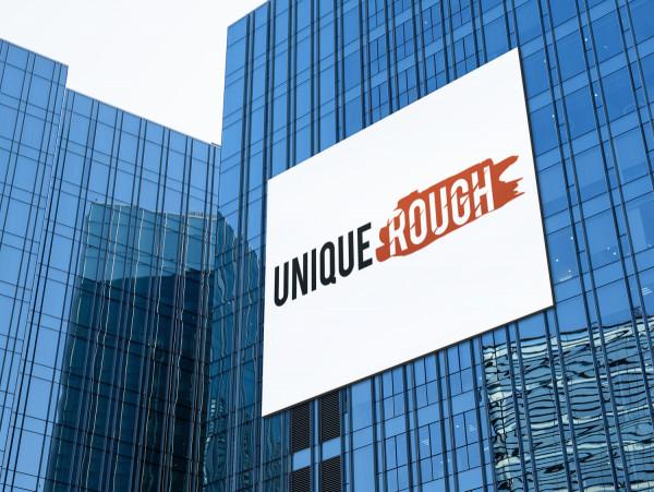 Sample branding #2 for Uniquerough