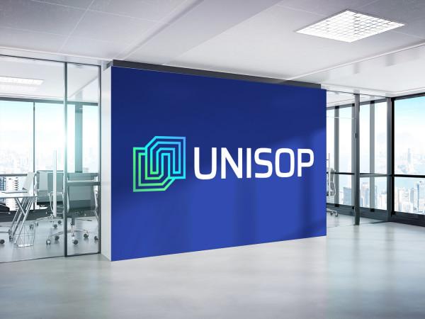 Sample branding #1 for Unisop