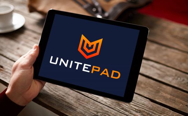 Sample branding #1 for Unitepad