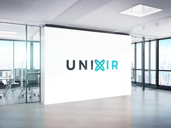 Sample branding #2 for Unixir