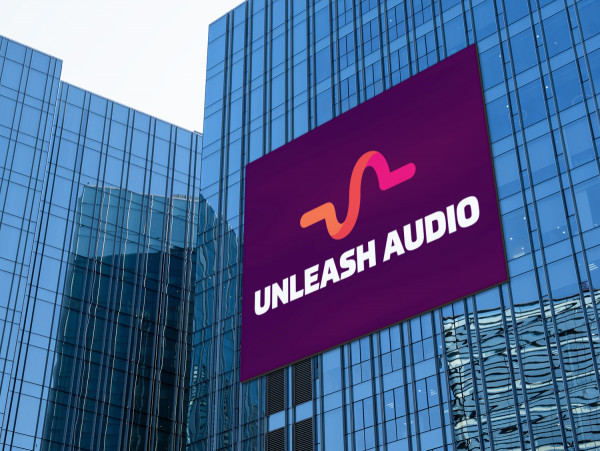 Sample branding #3 for Unleashaudio