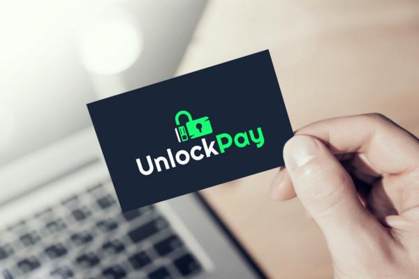 Sample branding #3 for Unlockpay
