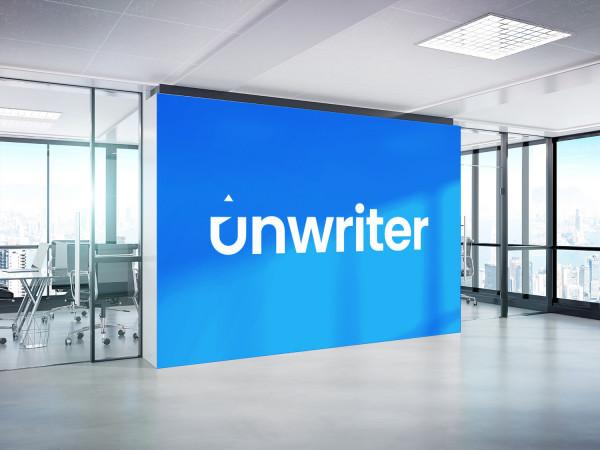 Sample branding #2 for Unwriter