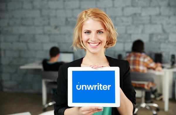 Sample branding #3 for Unwriter