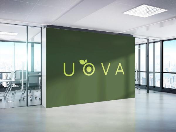 Sample branding #1 for Uova