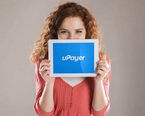 Sample branding #2 for Upayer