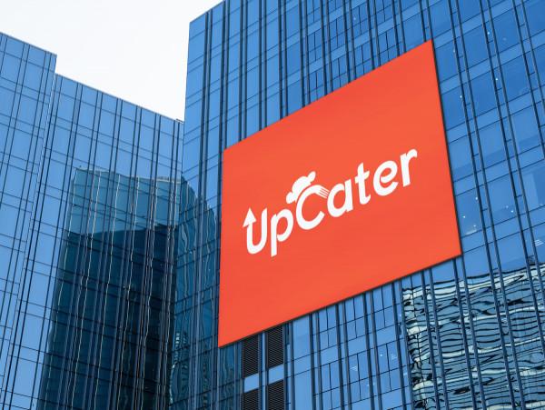 Sample branding #2 for Upcater