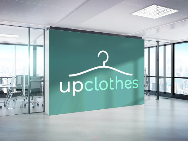 Sample branding #1 for Upclothes