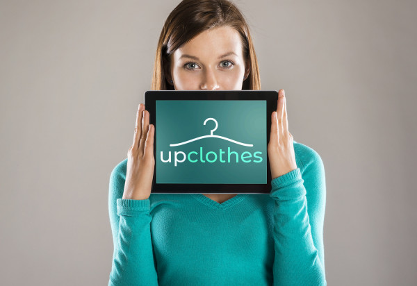 Sample branding #3 for Upclothes