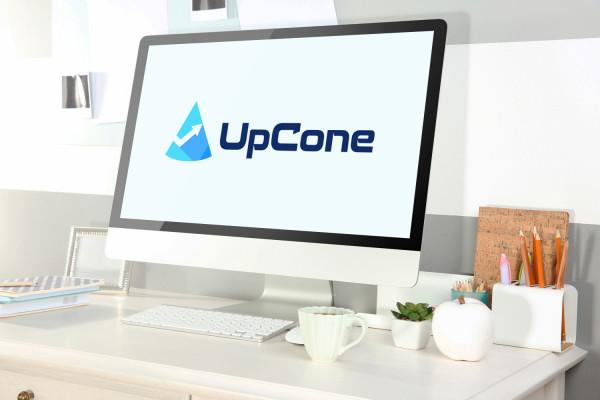 Sample branding #3 for Upcone