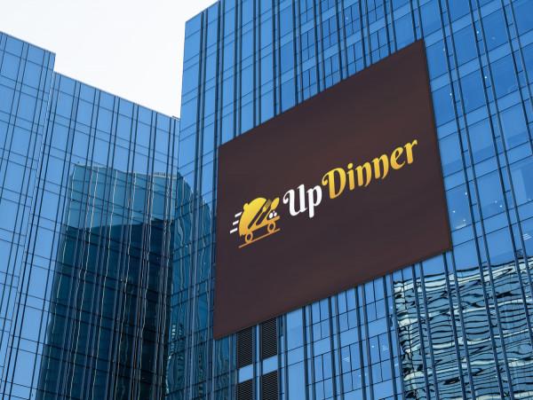 Sample branding #1 for Updinner