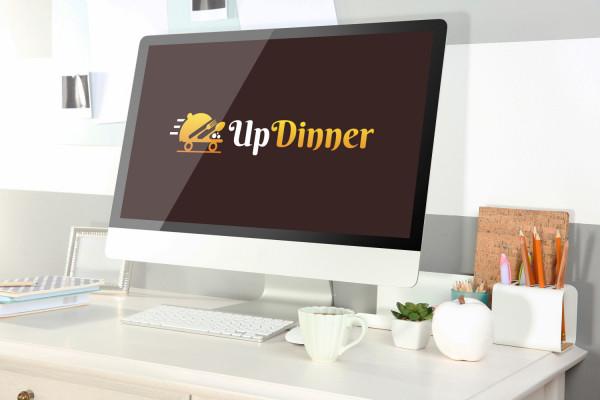 Sample branding #2 for Updinner