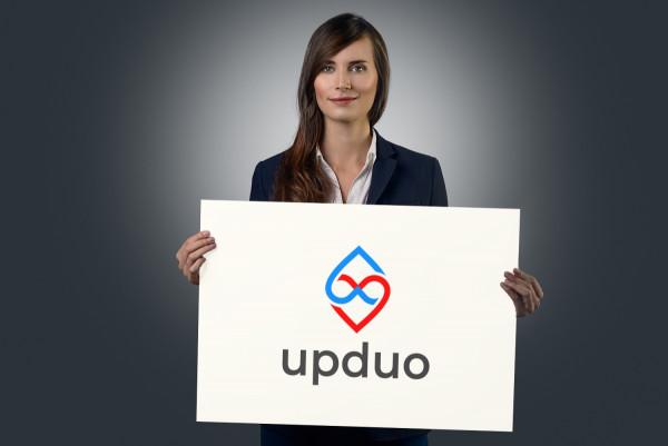 Sample branding #2 for Upduo