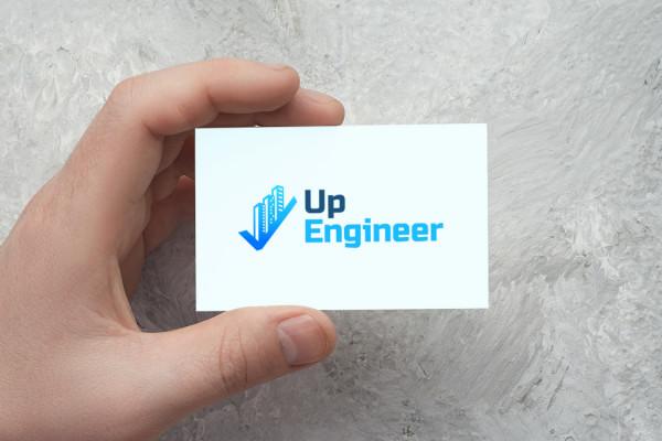 Sample branding #1 for Upengineer