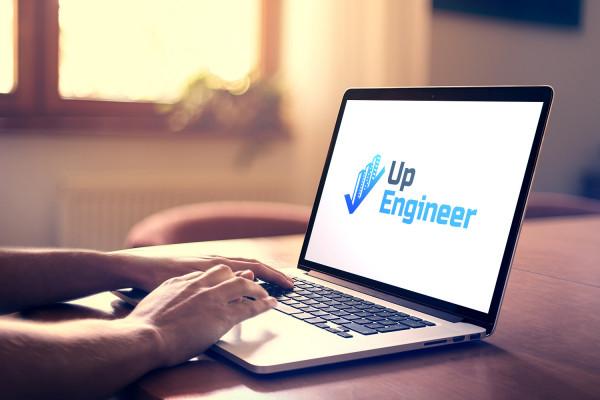 Sample branding #2 for Upengineer