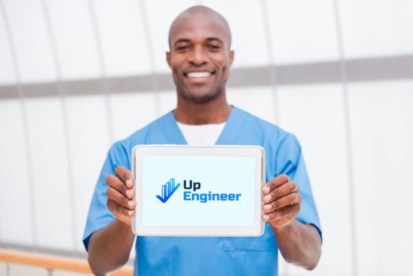 Sample branding #3 for Upengineer