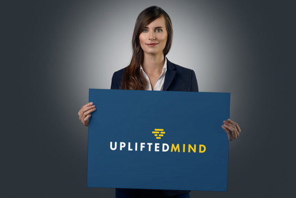 Sample branding #1 for Upliftedmind