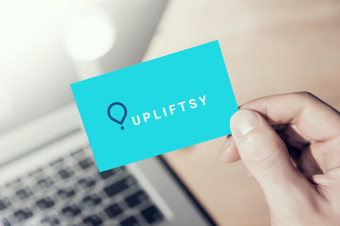 Sample branding #3 for Upliftsy
