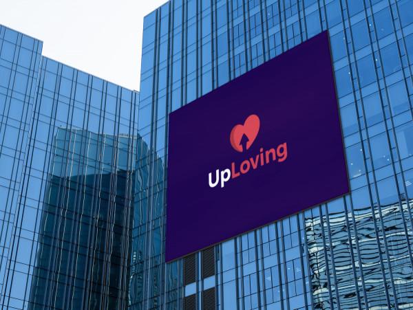 Sample branding #3 for Uploving