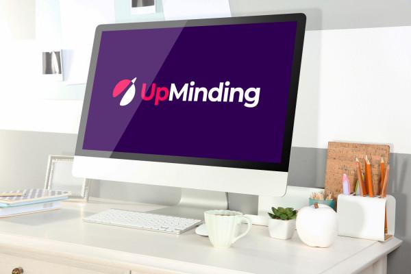 Sample branding #3 for Upminding