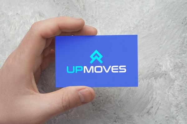 Sample branding #2 for Upmoves