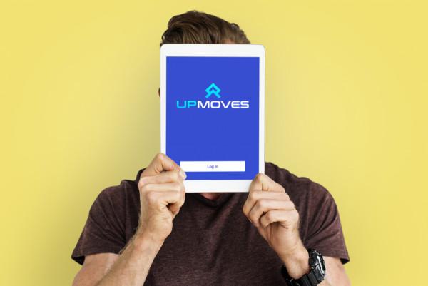 Sample branding #3 for Upmoves