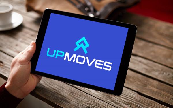 Sample branding #1 for Upmoves