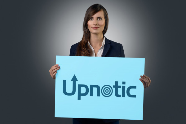 Sample branding #1 for Upnotic